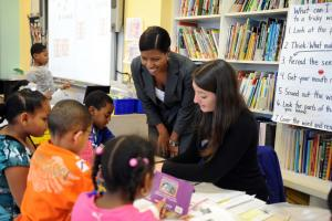 UEI-trained teacher in Chicago Public Schools