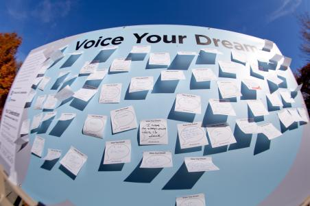 MLK Dream Wall